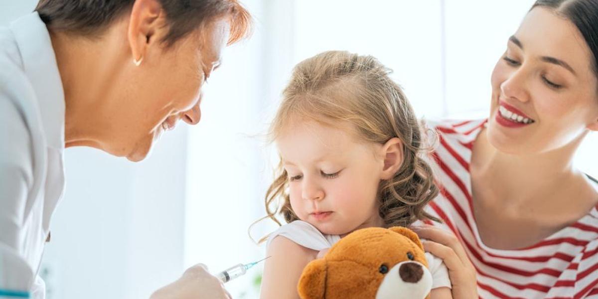 Como a vacina pode proteger as crianças?